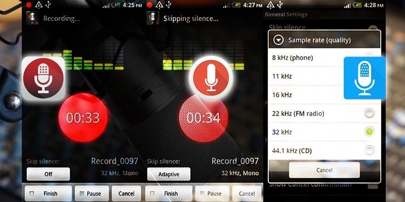 5 of the Best Voice Recorder Apps for Android - Make Tech Easier