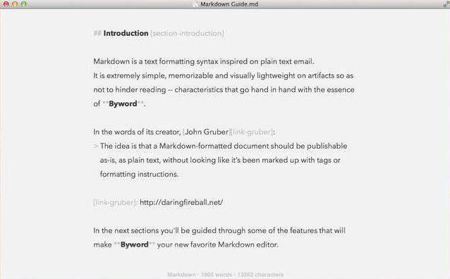 byword-markdown-editor