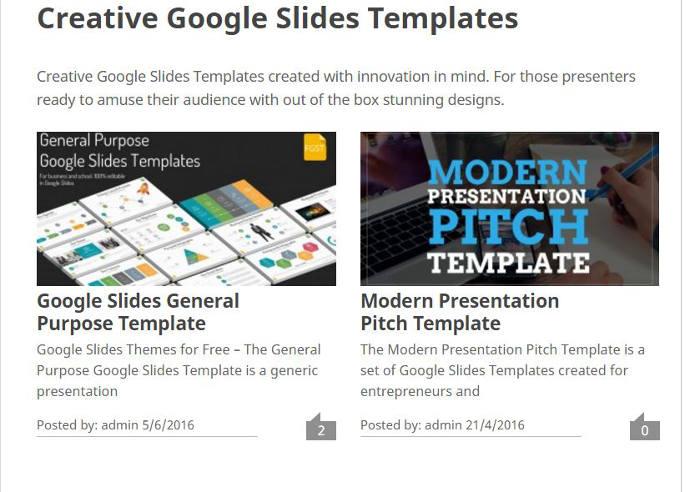 google-slides - free-google-slides