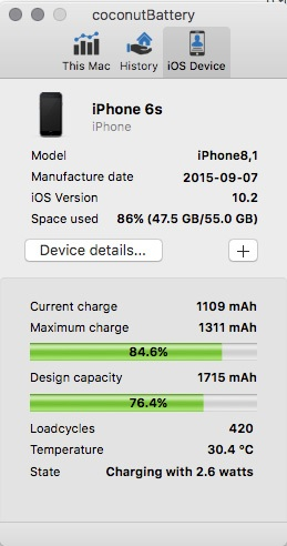 apple iphone diagnostics how to run iphone battery diagnostics on mac make tech 10117