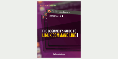 The Beginner's Guide to Linux Command Line