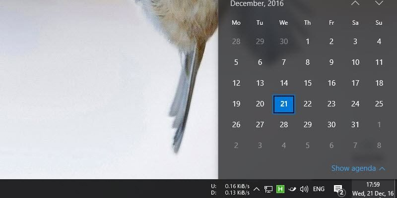 How to Move the Clock to Right-Most Corner on the Taskbar in
