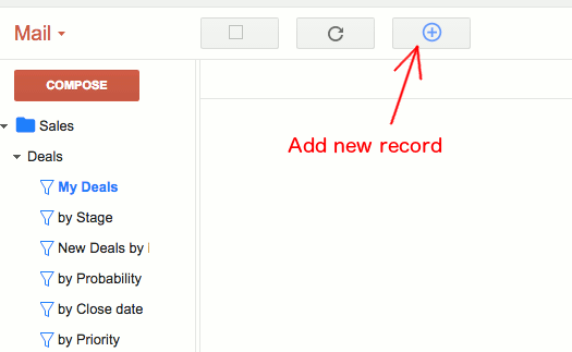 nethunt-crm-add-new-record