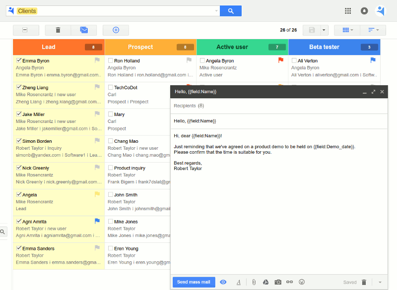 nethunt-crm-mass-mail