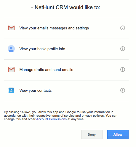 nethunt-crm-permissions