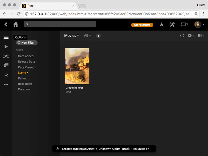 plex-server-main-screen