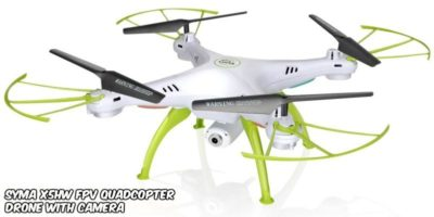 Syma X5HW FPV Quadcopter Drone with Camera – Review and Giveaway