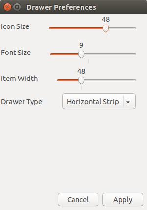 Unity Launcher Folders -pref