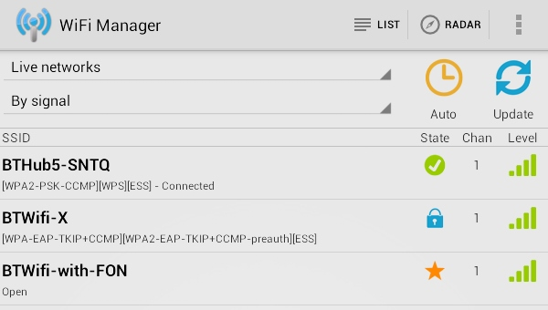 4 of the Best Android WiFi Manager Apps to Better Manage WiFi - Make