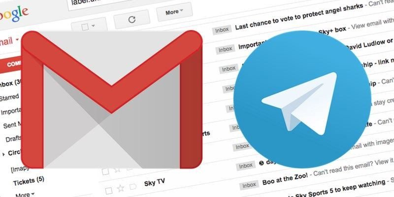 How to Get Your Gmail in Telegram and More with Telegram Bot
