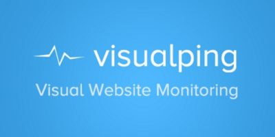 How to Monitor Web Page Changes Using VisualPing