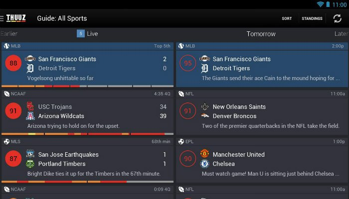 android-sports-apps-thuuz