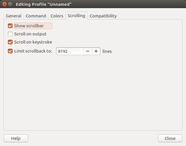 command-line-terminal-edit-preferences-menu-scrolling-tab
