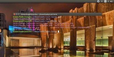 How to Customize the Terminal in Ubuntu