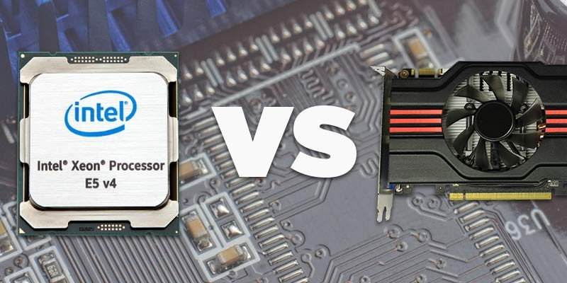 The Difference Between a CPU and a GPU - Make Tech Easier
