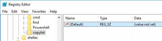create-file-list-windows-copylist-key