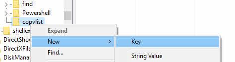 create-file-list-windows-new-key-2