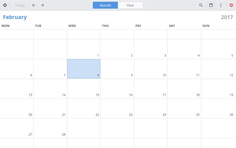 linux-calendar-gnome-calendar