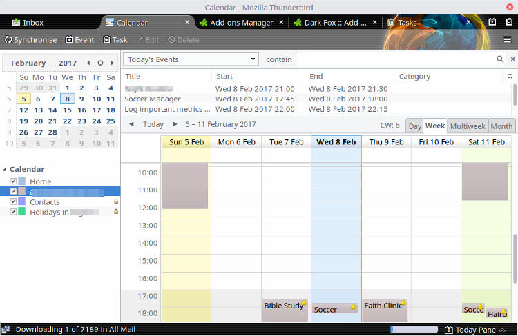 5 of the Best Calendar Apps for Linux - Make Tech Easier