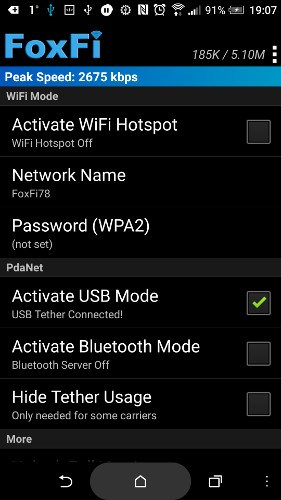How to Get USB Tethering to Work in Android Phone - Make