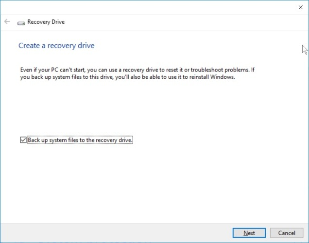 recovery-drive-win-10-create