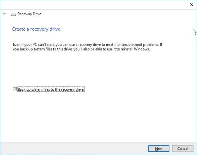pemulihan-drive-win-10-create