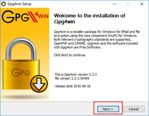 encrypt-emails-outlook-install-gpg4win