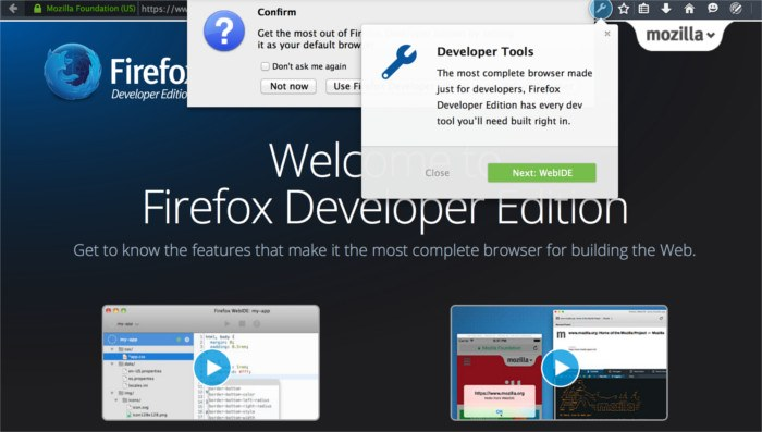 firefox-developer-browser