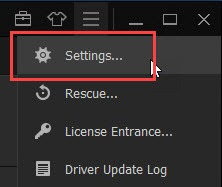 iobit-driver-booster-select-settings