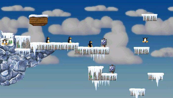 linux-games-pingus