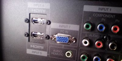 How to Connect Your PC to a TV