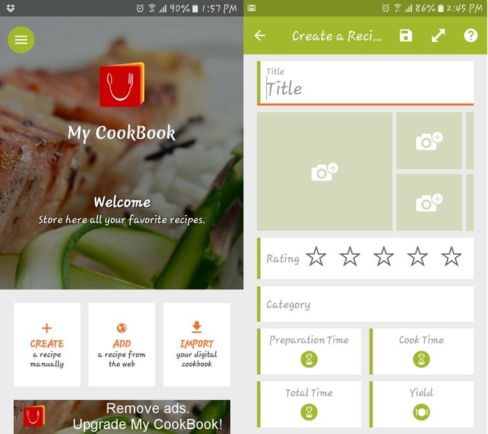 recipes-mycookbook