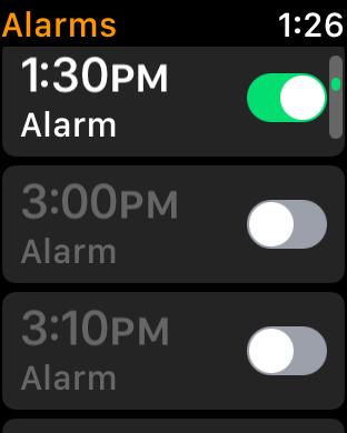 alarm-apple-watch-on