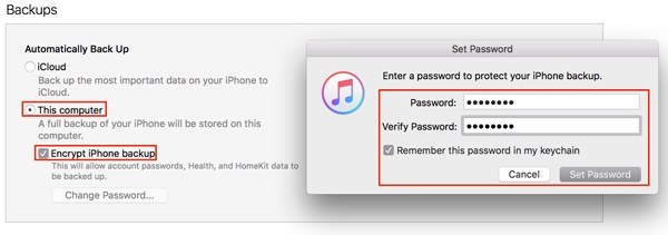 encrypt-ios-mac-itunes-set-password