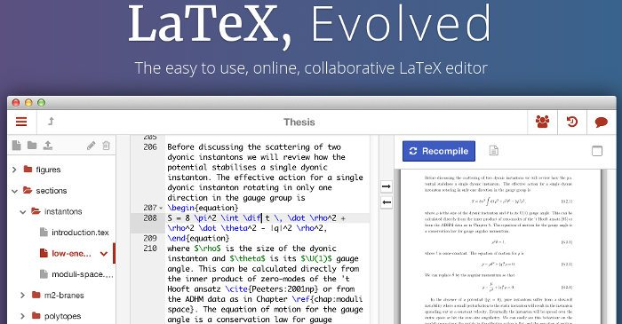 The Best Cross-Platform LaTeX Editors For LaTeX Editing