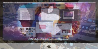 Mac OS X Mission Control allows users to have multiple desktops for better workflow with one monitor.