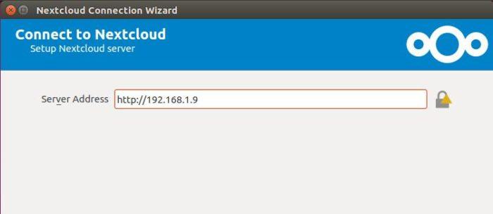 nextcloud-ip-address