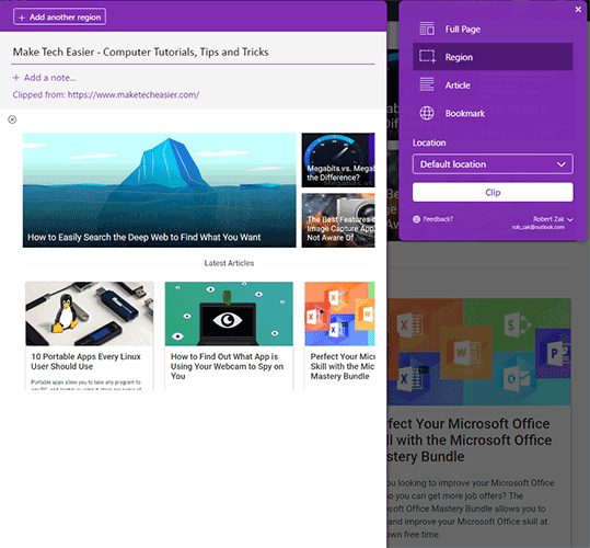 onenote-web-clipper