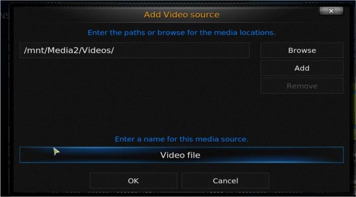 openelec-name-video-source-folder