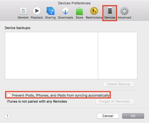 itunes starts automatically mac os x