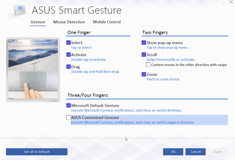 touchpad-gestures-software