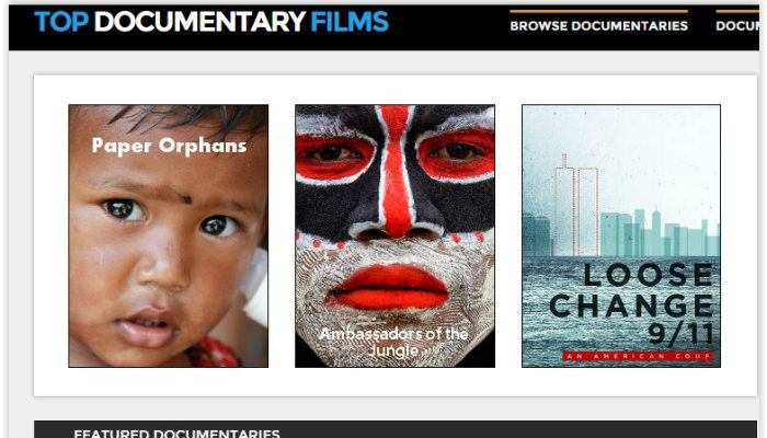 top-documentary-films