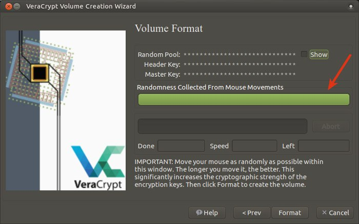 ... Encrypt Files and Folders with VeraCrypt in Ubuntu - Make Tech Easier