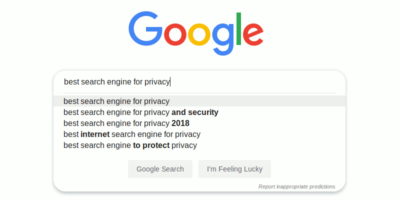 Best Search Engine Privacy Featured