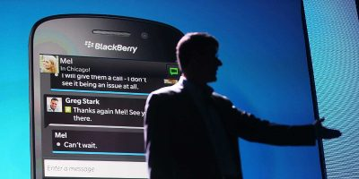 Blackberry Has a Chance to Be Relevant Again After Qualcomm Fight
