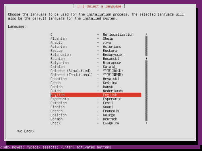 lychee-select-language-ubuntu-server