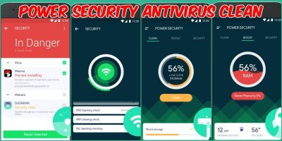 Power Security-AntiVirus Clean for Android