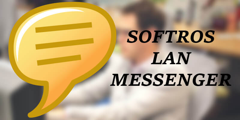 How to Send Messages and Files Over Office LAN Securely
