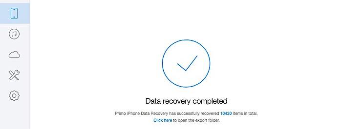 primo-iphone-data-recovery-completed