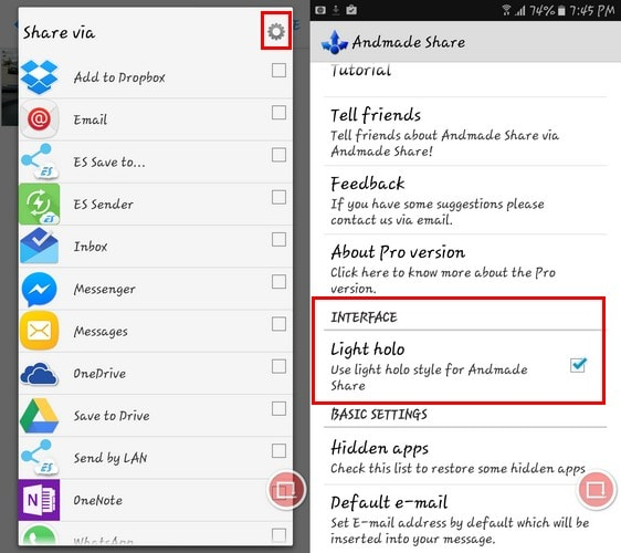 How to Easily Customise Android's Share Menu - Make Tech Easier
